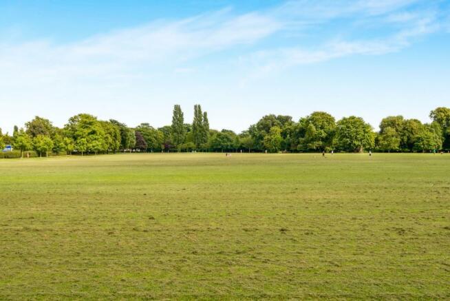 Backing Priory Park