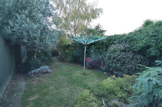 50ft Rear Garden