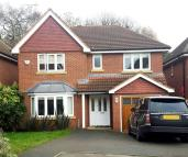 Detached house in Asbury Walk, Birmingham...