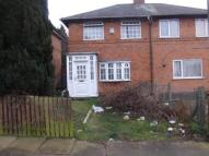 2 bed End of Terrace property in Walden Road, Tyseley...