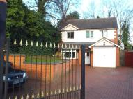 Detached house in Sherbourne Drive...