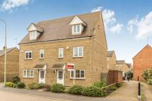 3 bed semi detached house for sale in Lapsley Drive, Banbury...