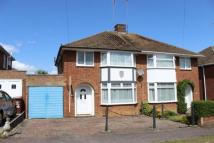 3 bed semi detached home in Pinhill Road, Banbury...