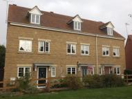 Terraced home for sale in Lapsley Drive, Banbury...