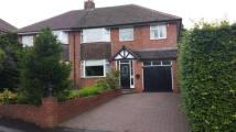 4 bed semi detached property in Christopher Road...