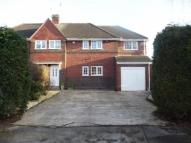4 bed semi detached property in Marsh Lane, Water Orton...