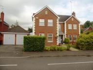 4 bed Detached house for sale in Brendan Close, Coleshill...