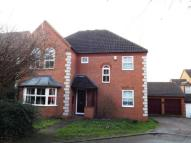 Detached house in Tynan Close, Kettering...