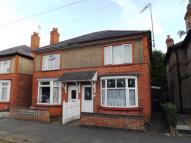 3 bed semi detached home in Neale Avenue, Kettering...