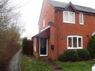 semi detached home in Sorrell Drive...