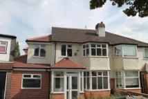 semi detached house for sale in Lyndon Road, Solihull...