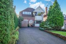 4 bed Detached home in Sutton Road, Walsall...