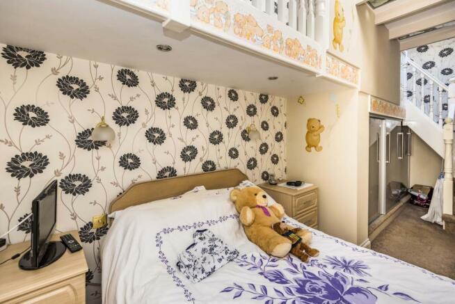 Bedroom/Anex