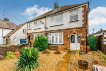 semi detached house for sale in Wharf Road...