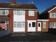 4 bed semi detached property in Arkwright Road...