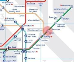 Local Station Map