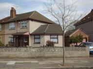 semi detached house in Horns Road, Barkingside