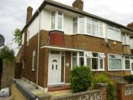 semi detached home for sale in Walden Way, Ilford