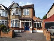 4 bedroom semi detached house in Hatley Avenue...
