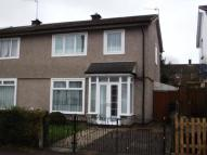 semi detached property in Branch Road, Hainault