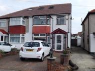 Naseby Road semi detached house for sale