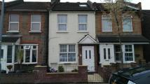 Terraced house in Youngs Road, Ilford