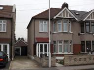semi detached property in Beehive Lane, Redbridge