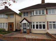 3 bed semi detached home in Brunswick Gardens...
