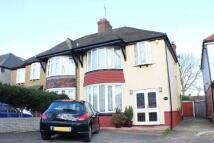 3 bedroom semi detached property for sale in Stradbroke Grove...