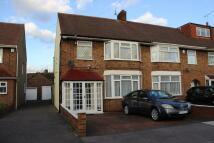 semi detached home in Sandringham Close...