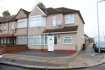 4 bedroom End of Terrace home in Trelawney Road, Hainault...