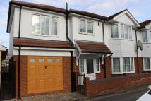 semi detached home in Forge Cottages...
