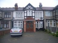 Terraced house in Eastern Avenue, Redbridge