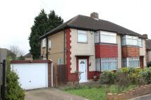 semi detached property in Carlisle Gardens, Ilford
