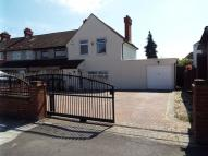 3 bed semi detached house in Kingsley Road...
