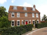 Detached home in Vicarage Court...