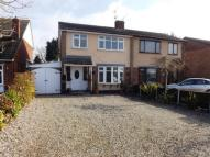 3 bedroom semi detached house in Thorney Bay Road...