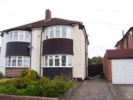 semi detached property for sale in Bucklands End Lane...