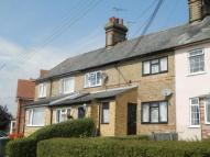 2 bedroom Terraced property in Tilkey Road, Coggeshall...