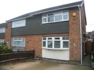 3 bed semi detached property in Oates Road, Collier Row...