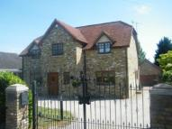 Detached house in Lower Bedfords Road...