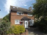 semi detached home in Howe Close, Romford...