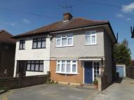 3 bedroom semi detached property for sale in Dominion Drive...