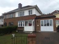 4 bed semi detached home for sale in Ash Close, Collier Row...