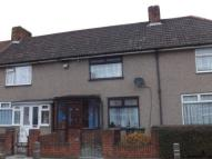 Terraced house in Woodward Road, Dagenham...