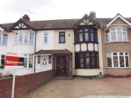 Terraced property in Dunmow Drive...