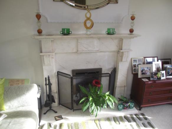 Marable Fireplace
