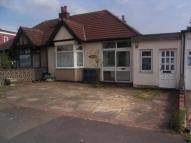 3 bed Bungalow in Chepstow Crescent...