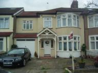 semi detached house in Downshall Avenue...