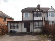 3 bed semi detached property for sale in Brandwood Road...